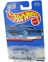 1999 Hot Wheels First Editions '56 Ford Panel Truck Hot Rod