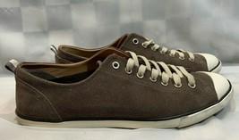 COACH Alex Sneakers Men's Shoes Size 11 B Grey Q769 - $63.35