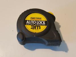 PANYI TOOLS Auto Lock Tape Measure Professional Grade 3M - $7.71