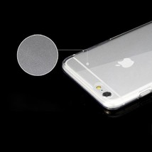 Ultra Clear 0.5mm Case Gel TPU Cover for Motorola Moto G6 Play transparent - $5.00