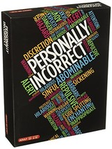 Personally Incorrect - Party Card Game - $33.99
