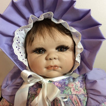 JOSIE Lloyd Middleton Royal Vienna Doll Collection Signed # 295/750 - $169.75
