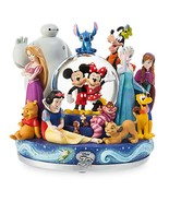 Disney Store 30th Anniversary Snowglobe 2017 New - $349.95