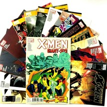 16 X-Men Comic Book Lot VF NM Marvel Giant Size Wolverine Gambit Colossu... - $27.67