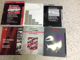 toyota t100 service manual