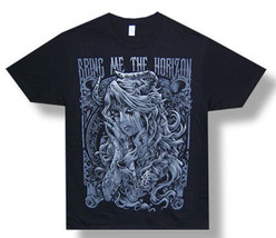 Bring Me The Horizon-Reach For The Sky-X-Large Lightweight Black  T-shirt - $15.44