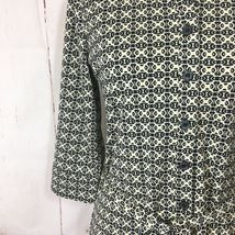 Express Dress Button Down Sz 5/6 3/4 Collared Belted 3/4 Sleeve Career image 7