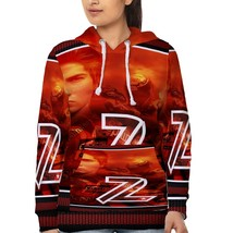 Jorge Lorenzo Race 99 Moto GP  Hoodie Fullprint for women - $40.99+