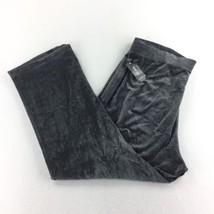 Karen Scott Casual Pull On Velour Pants Women's Gray Size XXL 2XL NWD - ... - $25.23