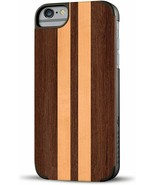 Recover Wood Case for iPhone 6 Plus - Retail Packaging - Wenge/Maple - $24.60