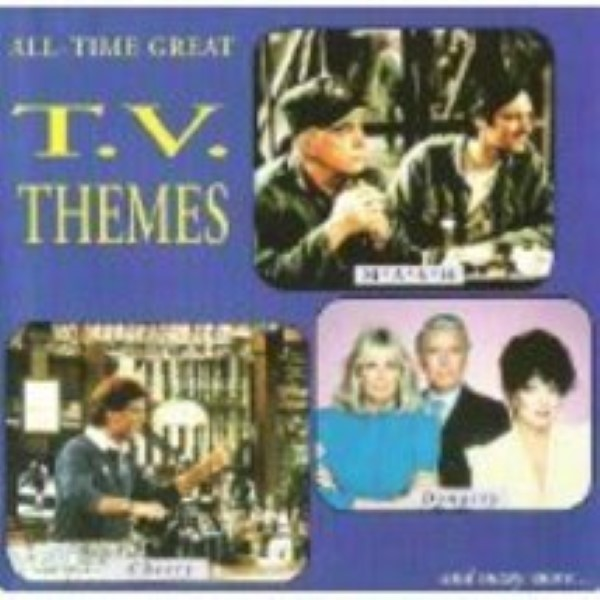 All-Time Great T.V. Themes By  Various Artists Cd