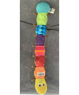 "Lamaze Centipede Caterpillar 24"" Plush Baby Toy Crinkle Rattle Squeak - $14.84"