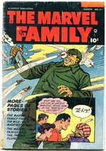 Marvel Family #81 1953-Chinese Commie cover-Captain Marvel Parade of Ple... - $48.42