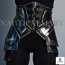 NauticalMart Corset (Cuirass) Lady Larp Hunter Halloween Costume Armor - $399.00