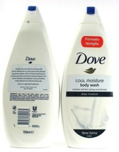 2 Bottles Dove 23.6 Oz Cool Deep Moisture Instant Soft Skin Nourish Bo ...-$ 29.99