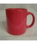 Waechtersbach mug Fun Factory Cherry Red West Germany - $12.00
