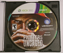 Xbox 360 - Kinect - Fighters Uncaged (Game Only) - $6.75