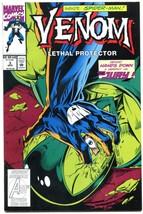 Venom: Lethal Protector #3 1993 - Spider-man- Marvel NM- - $18.62