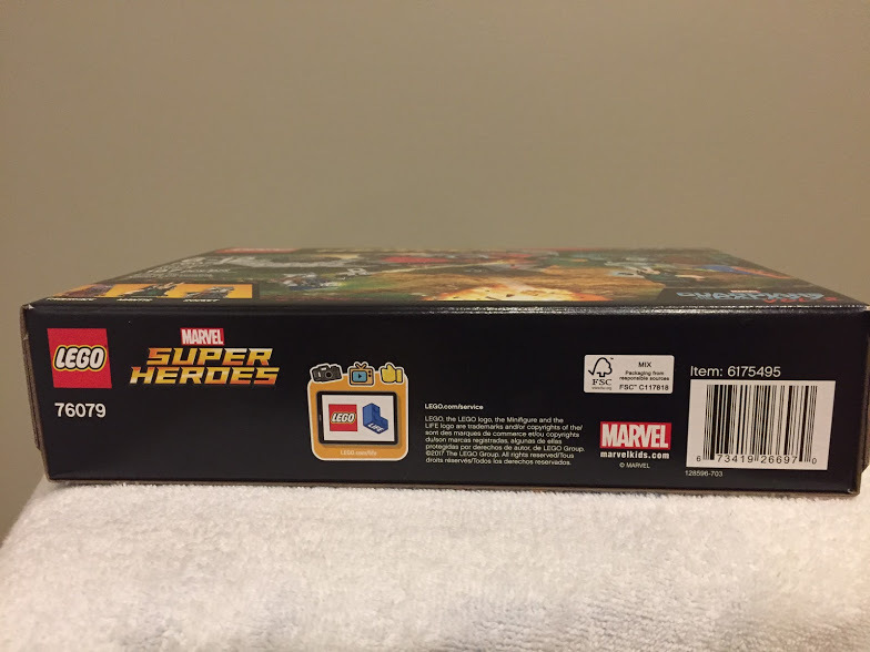 LEGO 76079 Marvel Super Heroes Ravager Attack Factory Sealed - NIB