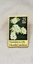 North Carolina November 21, 1789 USA Pin 25 Commemoration of 12th State ... - $9.49