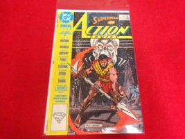 Action Comics Annual #2 (May 1989, DC)VF+ COMIC... - $16.18