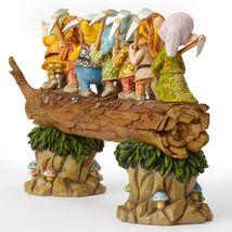 "8.25"" ""Homeward Bound"" Seven Dwarfs Figurine by Jim Shore Disney Traditions image 4"