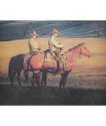 "Gordon Snidow ""Buckaroos"" Limited Edition Signed and Numbered Print - $125.00"