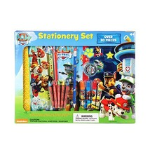Paw Patrol Stationary Set Over 30+ Pieces - $5.15