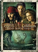 DVD - Pirates of the Caribbean: Dead Man's Chest (Two-Disc Collector's E... - $7.94