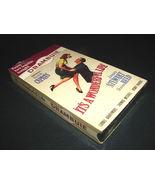 IT'S A WONDERFUL LIFE DRAMBUIE Liqueur PROMO VHS MOVIE Sealed James Stewart - $12.99