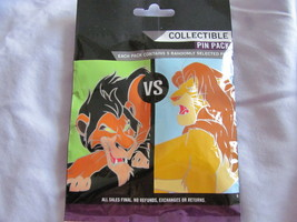 Disney Trading Pins 90941: Good Vs Evil - Mystery Pack - $18.58