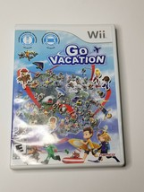 Go Vacation (Nintendo Wii, 2011) Complete - $16.82