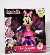 Disney Junior Minnie Pop Superstar Dancing Diva Age 2+ - $33.85