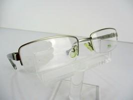 M+ by Modo Mod 1144 (SIL) Satin Silver 52 x 18 135 mm Eyeglass Frames - $19.75
