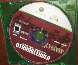 Stranglehold (Microsoft Xbox 360, 2007) Disc Only= FAST FREE SHIPPING= - $6.11