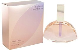 Endless Euphoria Perfume  By Calvin Klein for Women  4.0 oz Eau De Parfu... - $39.70