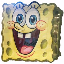 Sponge Bob Lunch Plates 8 Per Package Birthday Party Supplies New - $4.90