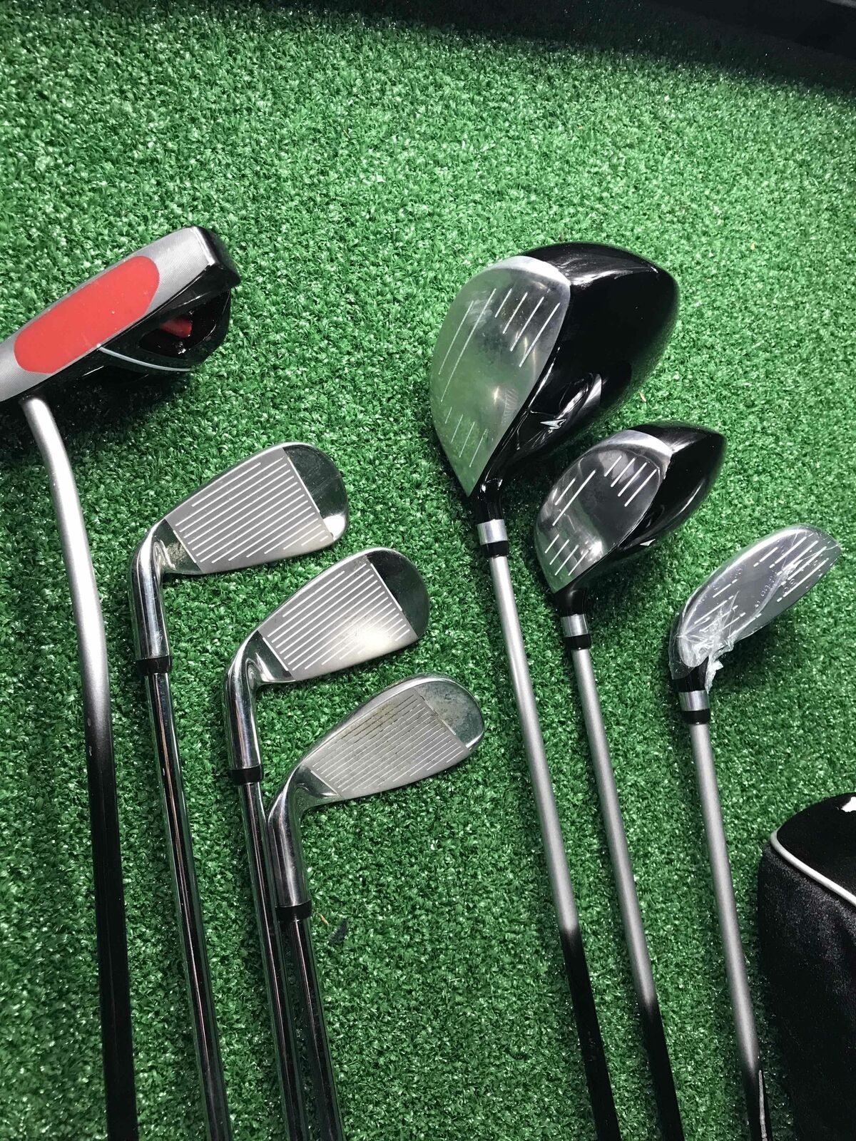 Primary image for XD-T Precise 5, 7, P, Driver, Fairway Wood, Hybrid, Putter Iron Set, RH