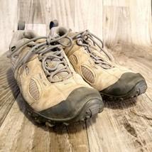 Merrell Womens Chameleon Arc Wind GTX J87866 Sz 9.5 Pewter Trail Running Shoes - $44.98