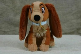 Disney Lady and The Tramp LADY Plush Stuffed Animal Toy  - $11.62