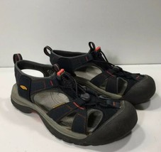Keen Venice Sport Sandals Women's Size 8 Purple Adjustable Walking Shoes - $21.78