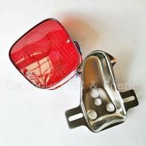 Suzuki A80 A100 AS100 F50 F70 TS100 TS125 Tail Light Lamp 6V. + Bracket Set New - $18.61