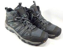 Keen Oakridge Mid Size US 11 M (D) EU 44.5 Men's WP Trail Hiking Boots 1015307