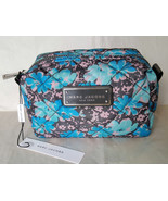 MARC JACOBS Cosmetic or Other Essentials Multi-Color Floral Pouch NEW $108 - $59.99
