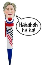 Kamhi World Hillary Clinton Laughing Pen - $11.63