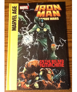 Marvel Age Iron Man and the Armour Wars Graphic Novel Part 2 The Big Red... - $5.50