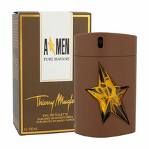 Thierry Mugler A*Men Pure Havane 3.4 oz/100 ml EDT Spray For Men New Sea... - $106.21