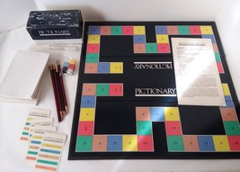 Pictionary First Edition 1985  - Complete -  Used - No Box - $13.45