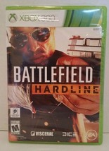Battlefield Hardline (Microsoft Xbox 360, 2015) NEW Factory Sealed Free Shipping - $8.97