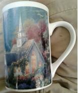 "Thomas Kinkade ""The Forest Chapel"" Mug - $3.77"